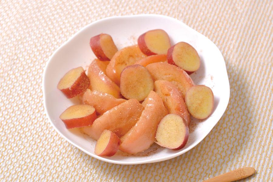 さつまいも甘露煮 アレンジ